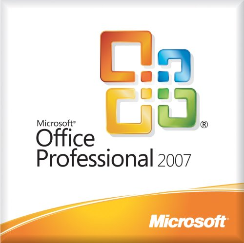 Microsoft Office Professional 2007 Medialess License Kit for System Builders - 3 pack [LICENSE ONLY] [Old Version] (Microsoft Office 3 Pack compare prices)