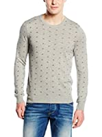 Pepe Jeans London Jersey Tucco (Gris Claro)