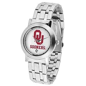 Oklahoma Sooners NCAA Dynasty Mens Watch by SunTime