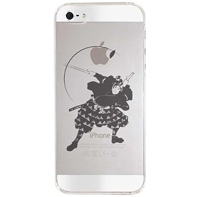 【Clear Arts】【iPhone5ケース カバー】【スマホケース カバー】 【侍】クリアー・アーツ ip5-08-ca0037  スマートフォン