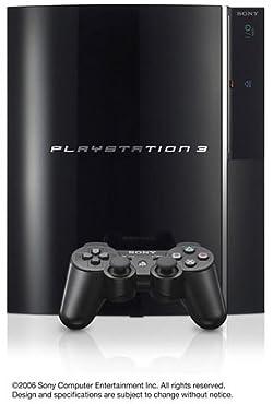 PLAYSTATION 3(60GB)【メーカー生産終了】