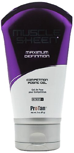 Pro Muscle Tan concurrence Définition Sheen