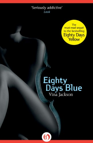 Eighty Days Blue (The Eighty Days Series) by Vina Jackson
