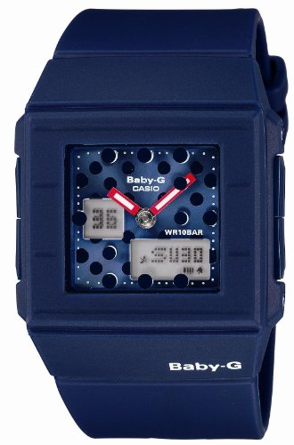 Casio Baby-G CASKET Lady's Watch BGA-200DT-2EJF (Japan Import)