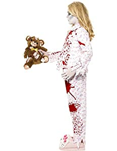 Smiffy's Zombie Pyjama Girl Costume