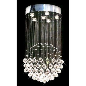 modern chandelier rain drop chandeliers lighting with