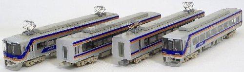 【グリーンマックス】(1088S)南海10000系サザン新造編成 4輌基本セット(動力車無)鉄道模型NゲージGREENMAX