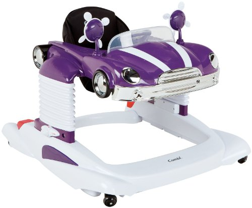 Combi All-In-One Entertainer Walker - Purple front-563865