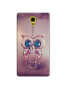 printtech back cover for redmi note4g