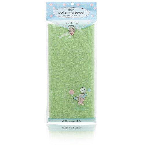 Bath Accessories Skin Polishing Towel, Celery (Skin Polishing compare prices)