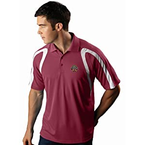 Florida State Seminoles 2013 Champions Mens Point Polo Cabernet by Antigua