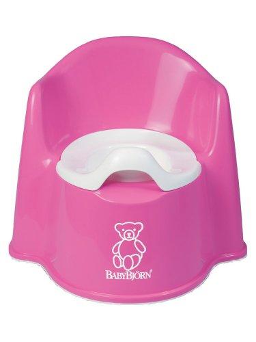 Imagen de BabyBjörn Potty Chair - Rosa