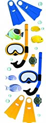 Martha Stewart Crafts Stickers, Snorkeling