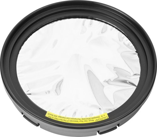 Orion 7749 Safety Film Solar Filter For 8-Inch Reflector Telescopes
