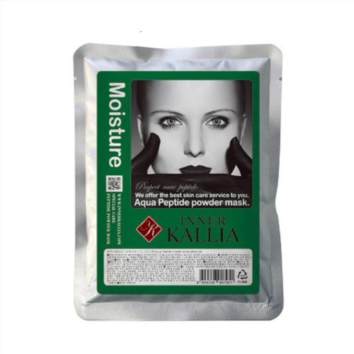 2000Ml Skin Care Gel Type Aqua Peptide Powder Modeling Mask Pack Moisture + Tool Set