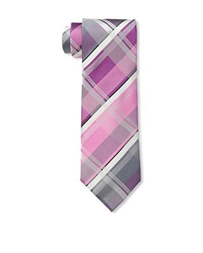 Kenneth Cole Reaction Men's Nicholas Grid Tie
