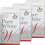 【3個】 資生堂ピュアホワイトW タブレット 270粒×3個 (4901872213504)
