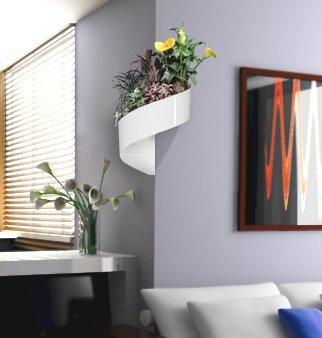 Modul 39 green vaso per piante a muro design interno for Vasi design interno