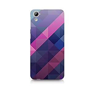 TAZindia Printed Hard Back Case Cover For HTC Desire 826