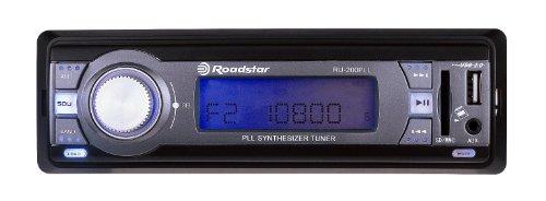 Roadstar RU-200PLL Autoradio (UKW/ MW-Tuner,