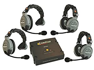 Amazon Com Eartec Comstar Football Coaching Intercom