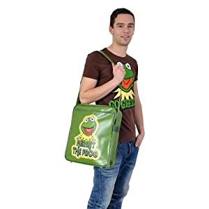 Muppets - Retro Sports Bag - Kermit The Frog