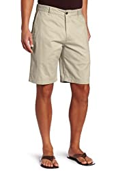Dockers Men's Perfect Short D3 Classic Fit Flat Front