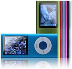 8GB MP3/MP4 Player (4th Gen) with FM Radio (Colours May Vary)