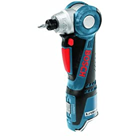 Bare-Tool Bosch PS10B 12-Volt Max Lithium-Ion Impact Driver (Tool Only, No Battery)
