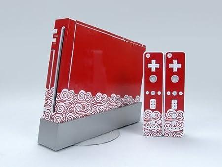 Wii Dual Colored Skin Sticker,Wii0620-20