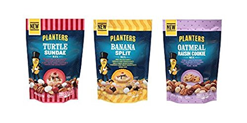 planters-nut-mix-3-pack-turtle-sundae-mix-banana-split-mix-oatmeal-raisin-mix-6oz