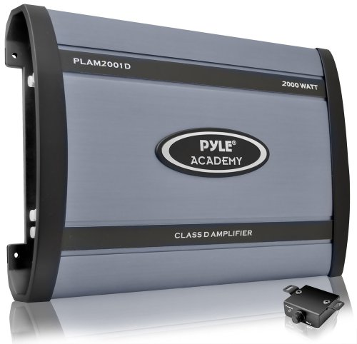 Pyle Plam2001D Class D Monoblock Power Amplifier (Discontinued By Manufacturer)