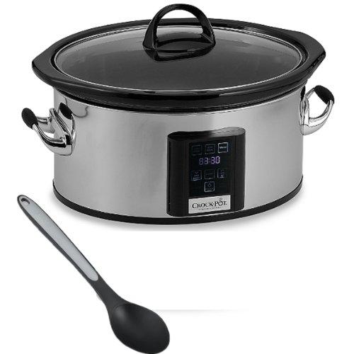 Nylon Spoon  Crock-pot® 6.5-quart ElumeTM Touchscreen