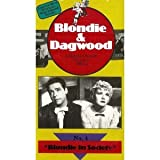 Blondie in Society [VHS]