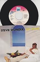 Stevie Wonder: Go Home B/w Go Home by Stevie…