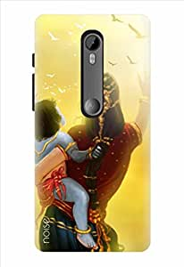 Noise Printed Back Cover Case for Motorola Moto G (3Rd Generation)