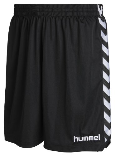 Hummel Herren Shorts Stay Authentic Poly, Schwarz (black),...