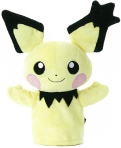 Pokemon friend Papettogiza Pichu (japan import)