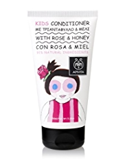 APIVITA Kids Conditioner with Rose & Honey 150ml