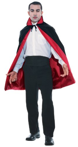 Rubie's Costume Reversible Cape 3/4 Length Costume