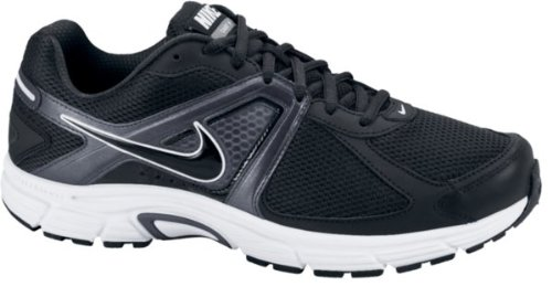 Correspondencia En general Adoración  Nike Men s NIKE DART 9 RUNNING SHOES 8 5 BLACK METALLIC DARK GREY WHITE -  Atimattamazona