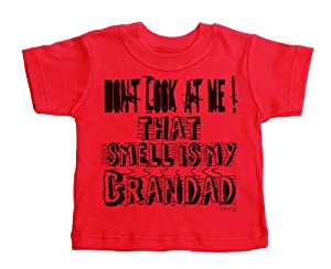 BritTot `Cool and Canny` Don`t look at me that smell is my grandad cute funny...