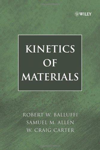 Kinetics Of Materials