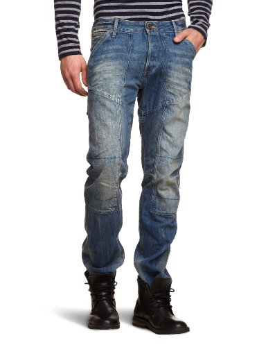G-star Raw RNCH 5620 3D Loose Men's Jeans Medium Aged W31INxL34IN