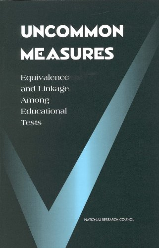Uncommon Measures: Equivalence and Linkage Among Educational Tests
