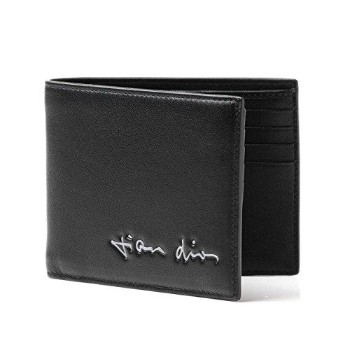 (ディオールオム) Dior HOMME 2つ折り財布 LEATHER [並行輸入品]