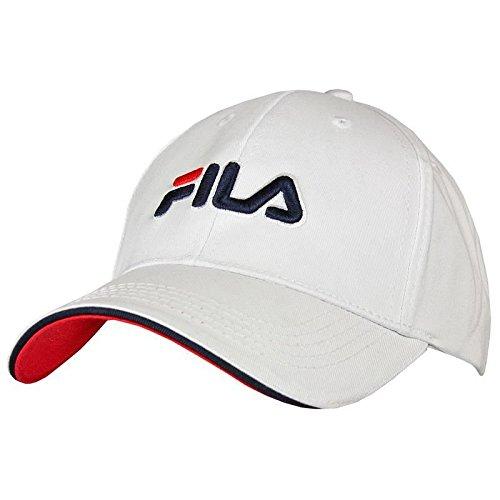 fila-artel-casquette-de-baseball-taille-unique-bleu-rouge-et-blanc-rouge-bleu-taille-unique