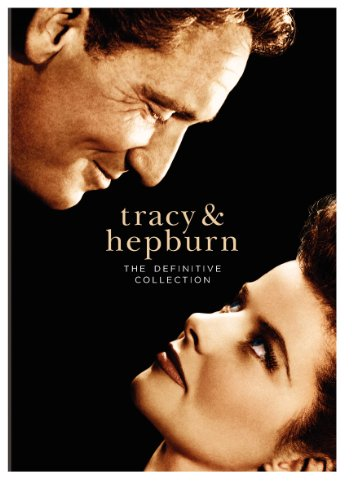 Cover art for  Tracy & Hepburn the Definitive Collection