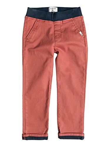 Quiksilver Krandyconawboy K Ndpt Rqj0, Color: Barn Red, Size: 5