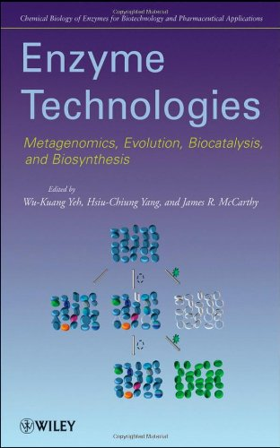 Enzyme Technologies: Metagenomics, Evolution, Biocatalysis and Biosynthesis (Chemical Biology of Enzymes for Biotechnology and Pharmaceutical Applications)